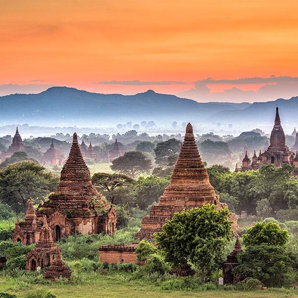Μιανμάρ (Βιρμανία)